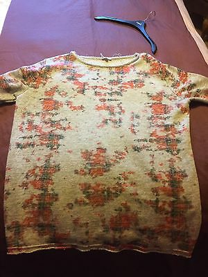 Lovely River Island Sweat Shirt Type Top Size 16