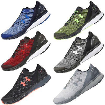 UA Under Armour Herren Charged Bandit 2 Laufschuhe Running Jogging Schuhe NEU