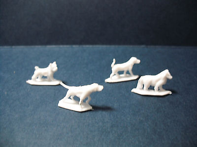 Matchbox Lesney Replacement Show Dogs for# 50-c Ford Kennel Truck, OEM