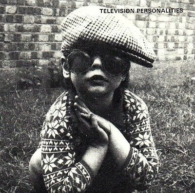 "Television Personalities  Syd Barrett P/s 7"" Mod Psych Punk 45 Free Uk P&p"