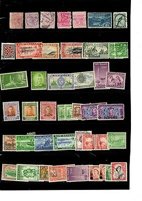 New Zealand collection - QV onwards