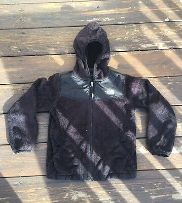 The North Face Denali Jacket Girls Size 10-12 Black