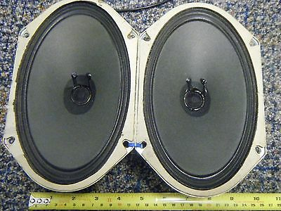 "TWO CELESTION  5x8""  vintage LOUDSPEAKERS  1950/60s valve amplifier radio"
