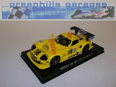 Greenhills FLY Marcos 600 LM Azlan No.77 Ref.A25 - BOXED - 18495 ##