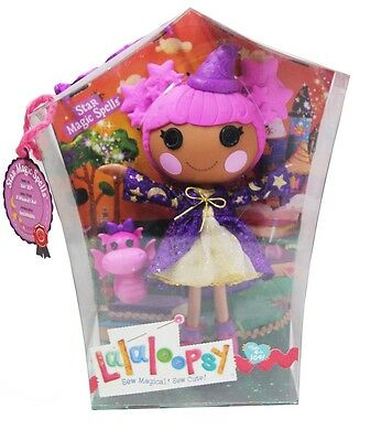 529637E5C - Lalaloopsy Puppe Star Magic Spell OVP beschädigt! NH486 A-