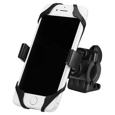 Spigen® Universal Motorcycle Bicycle Bike Handlebar Mount Holder For Cell Phone