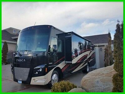 2015 Itasca Sunstar 36Y 36' Class A Motorhome V10 Gas 3 Slides Full Body Paint