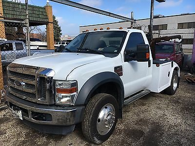 2010 Ford F-450 Super Duty Tow Truck **only 20K Miles On Motor**
