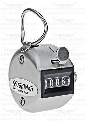 TopMan Heavy Duty Tally Counter With or Without Base
