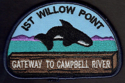 Boy Scouts Canada 1St Willow Point Gateway Campbell River B.c. British Columbia