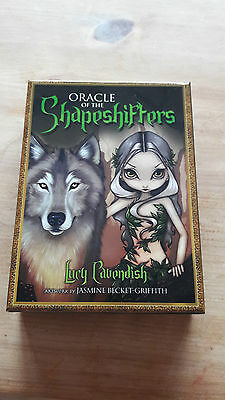 Lucy Cavendish Oracle of the Shapeshifters Oracle Cards
