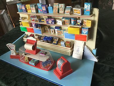 antique toy grocery store