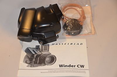 Hasselblad 503 winder with remote control