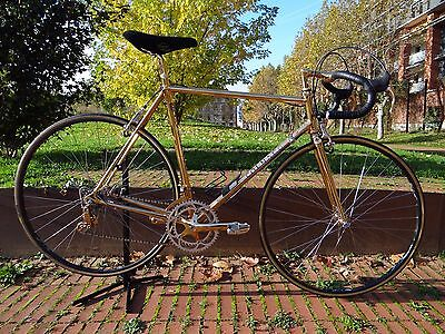 24K Gold plated bicycle of 1988