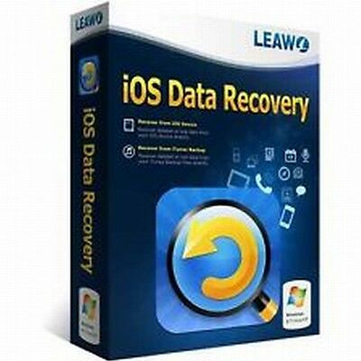 LEAWO iOS Data Recovery WIN Datenrettung dt.Vollv.ESD Download nur 19,99 EUR !