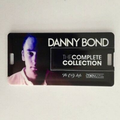Danny Bond - The Complete Collection (16GB Crystal USB)