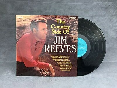 Jim Reeves - The Country Side Of Jim Reeves (LP)