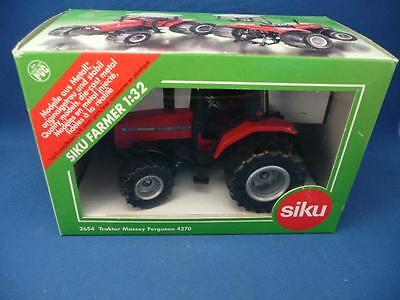 Siku 2654 Massey Ferguson Mf 4270 Tractor 1/32 Boxed Excellent