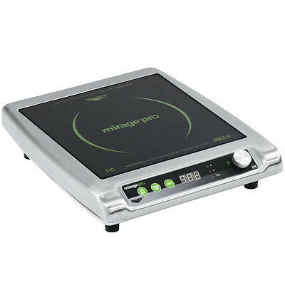 """VOLLRATH MIRAGE PRO 14"""" x 5.25"""" Countertop Induction Cooker 1800W (120V) 59500P"""
