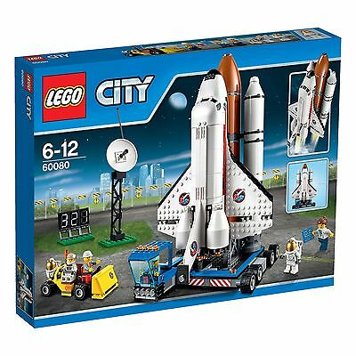 Lego 60080 City Spaceport Brand New - 5 Minifigures Included