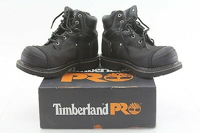 """Timberland Boots Steel Trax 6"""" Steel Safety Toe TB053525001 - Size 7"""