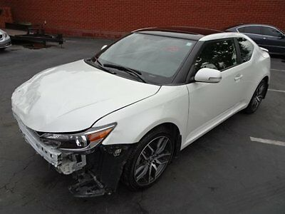 2016 Scion tC Sports Coupe 2016 Scion tC Sports Coupe Wrecked Salvage Priced To Sell!! Low Miles Wont Last!