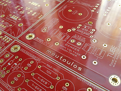 Tube Power Supply PCB (All In One) TPS-AIO by moutoulos ™