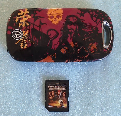 DISNEY Mix-max Plus w/ Pirate's Of The Caribbean SD Card
