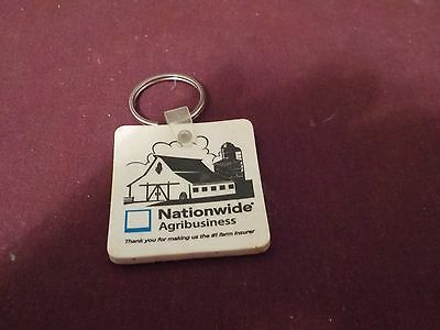 Nice Key Chain- Nationwide Agribusiness Advertisment