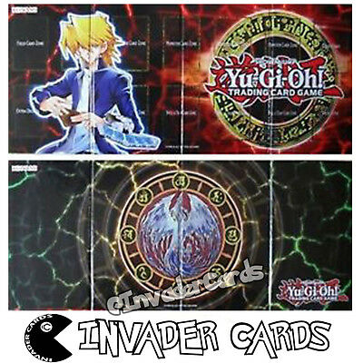 YuGiOh Legendary Collection 4 Joey's World LCJW Reversible Double Sided Playmat