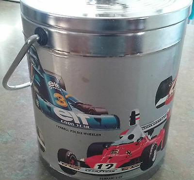 Racing Car ICE BUCKET Collectable