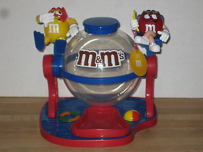 M&M's World Make a Splash Pool Candy Dispenser new with tags
