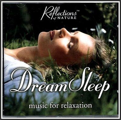 DREAM SLEEP MUSIC CD, Natural Sleep Therapy, Relaxing Meditation ,For Him & Her.