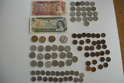 Canadian Coins And Currency