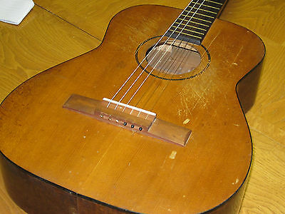Vintage Kay Classic Classical Acoustic Guitar