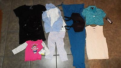 Lot New 7 Pieces Assorted Women Clothe Clothing Mix L#6