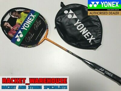 Rrp $180 Yonex Nanoray 70Dx Very Light Badminton Racket Strung  4Ug5