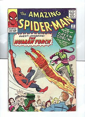 Amazing Spider-Man  17   Green Goblin  Torch     Key      1.00 No Reserve