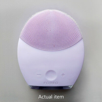 LUNA 2 Lavender for Sensitive Skin FOREO Warranty (without Box)