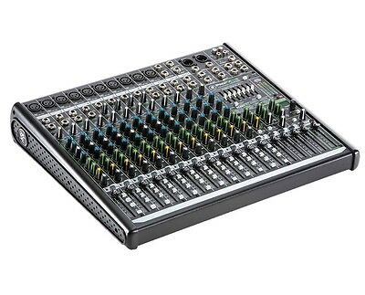 Mackie ProFX16v2 - 16-Channel 4-Bus Effects Mixer with USB
