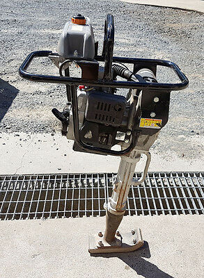 Mikasa MTR-40F 4 Stroke Cable Trench Wacker Packer Compactor Jumping Jack