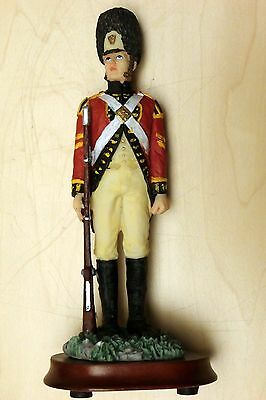 Vintage Plastic Handpainted Toy Soldiers   (Approx 6 1/2 inches in height)