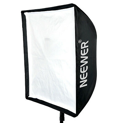 Neewer 60x60cm Umbrella Softbox with Carrying bag For Studio Flash