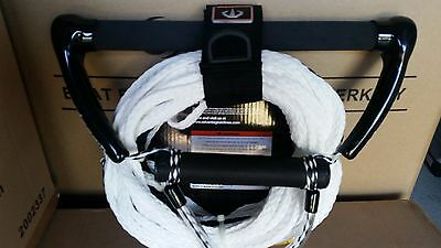 kneeboard rope with tow hook attachment advantage quality