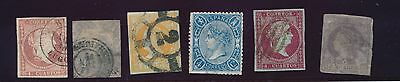 Spain early collection isobella stamp HPS
