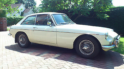 1969 Mgb Gt Mk1~Radiator~Gearbox~Door~Leaf Springs~Wheels~Seats~Trim~Windscreen