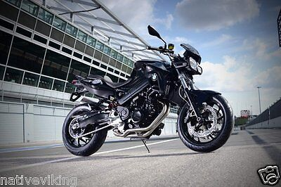 Bmw F800R Bagster TANK COVER Black TANK PROTECTOR 12-13 new IN STOCK 1639U