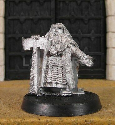 DWARF KING - Lord Of The Rings metal figure(s)