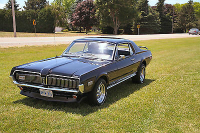 1968 Mercury Cougar V8 Coupe  (similar to Ford Mustang)