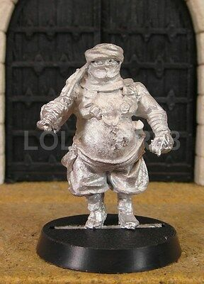 ABRAGHAN GUARD - Lord Of The Rings metal figure(s)